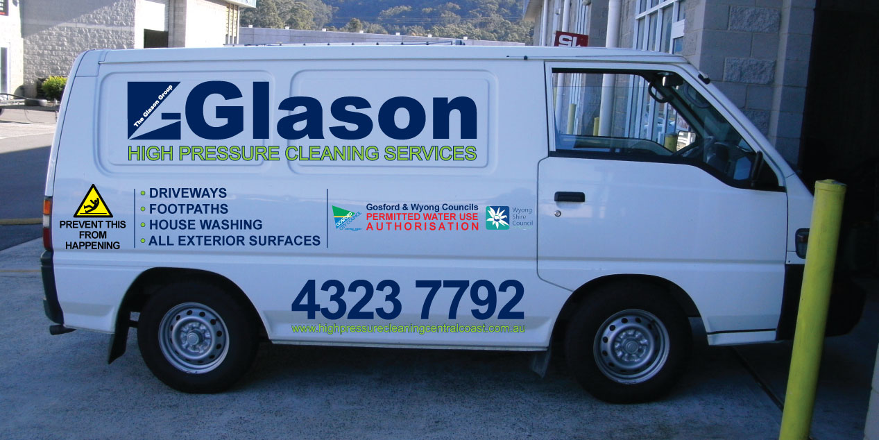 Glason Pressure Cleaning Services