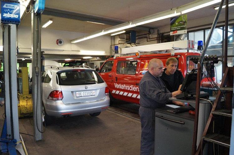Garage Kiener S.+ U.