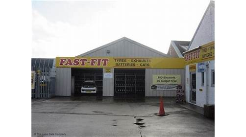 Fast-Fit Tyres & Exhausts - Kettering, Northamptonshire NN16 8LQ - 01536 484769   ShowMeLocal.com