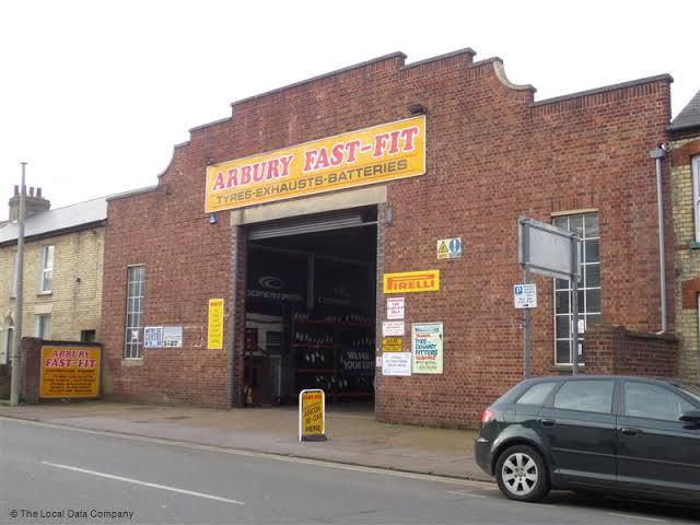 Fast-Fit Tyres & Exhausts - Cambridge, Cambridgeshire CB4 3JB - 01223 316888   ShowMeLocal.com