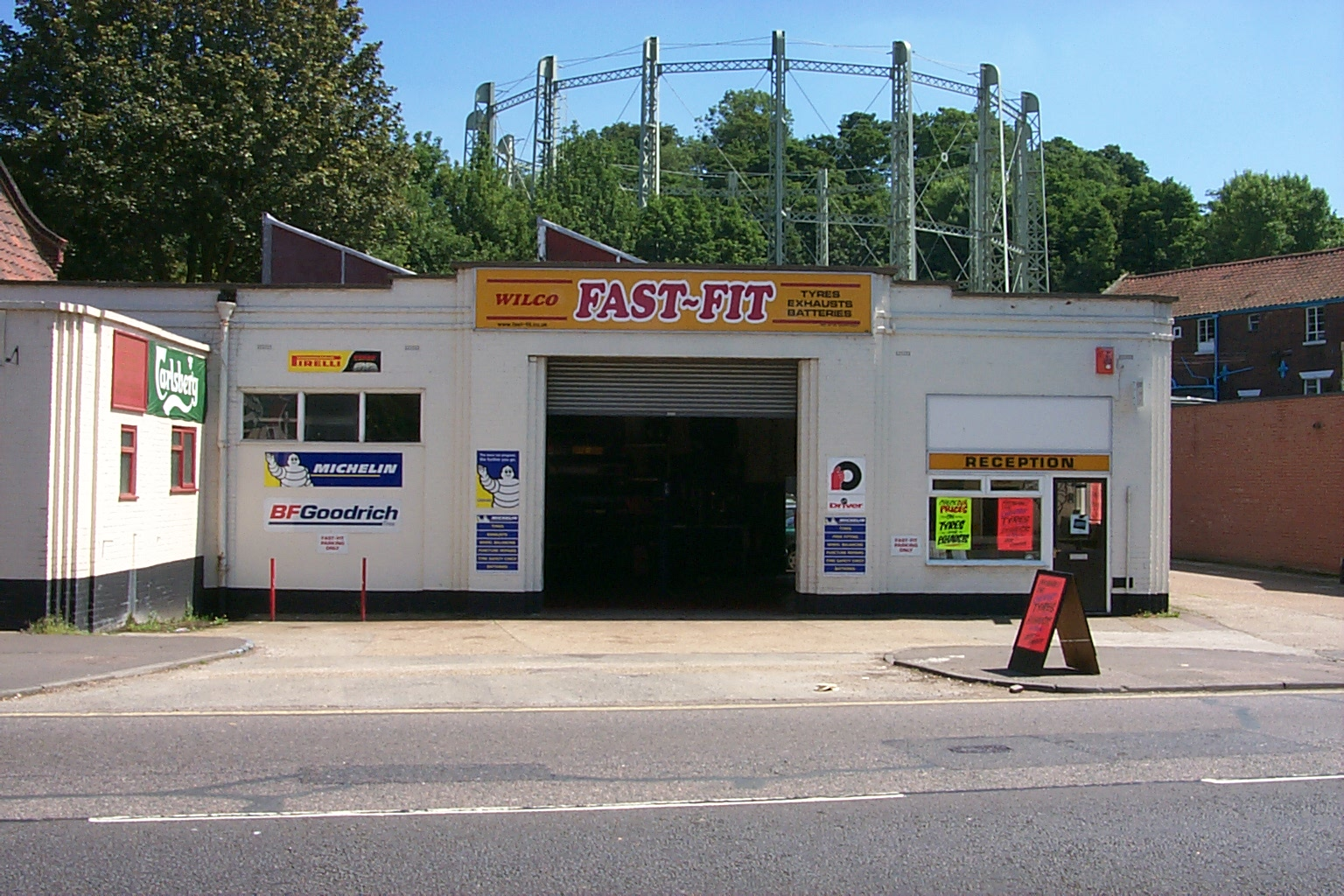 Fast-Fit Tyres & Exhausts - Norwich, Norfolk NR1 1SR - 01603 613689 | ShowMeLocal.com