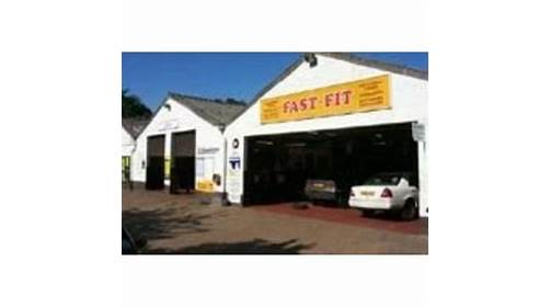 Fast-Fit Tyres & Exhausts