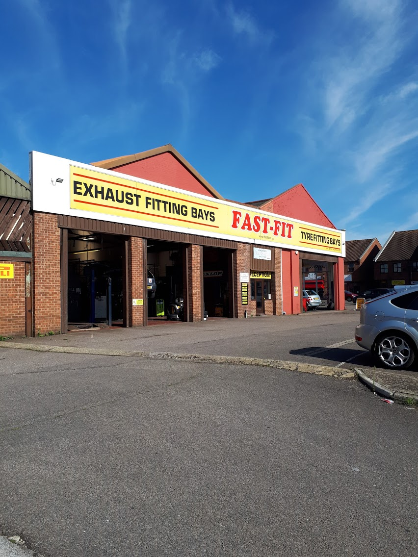 Fast-Fit Tyres & Exhausts - King's Lynn, Norfolk PE30 4PR - 01553 777158 | ShowMeLocal.com