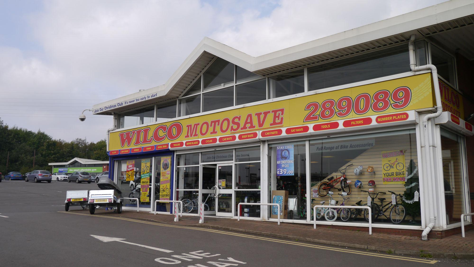 Wilco Motosave - Scunthorpe, Lincolnshire DN15 8XF - 01724 289089 | ShowMeLocal.com