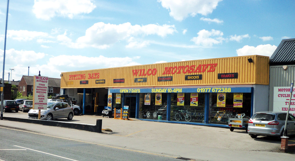 Wilco Motosave - Knottingley, West Yorkshire WF11 8BE - 01977 672388 | ShowMeLocal.com