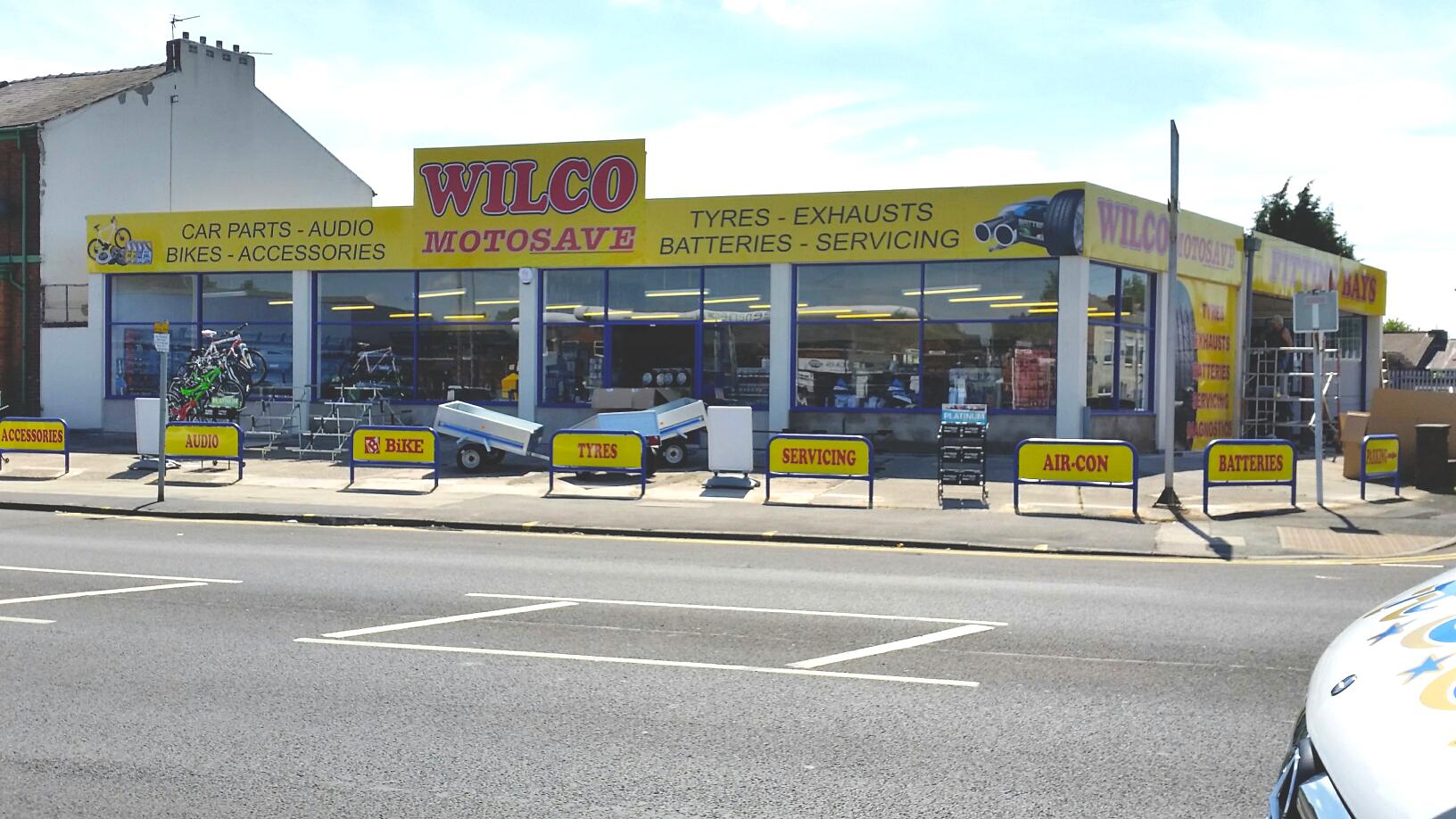 Wilco Motosave - Manchester, Lancashire M27 5AF - 01617 944446 | ShowMeLocal.com
