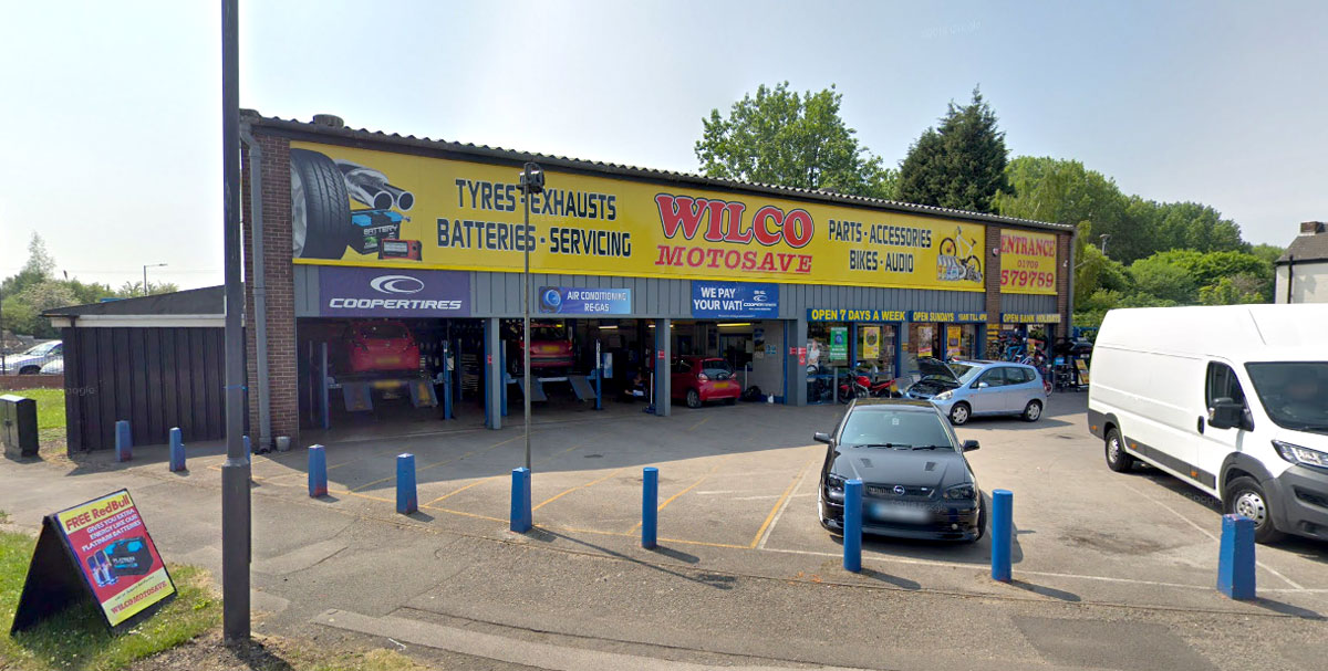 Wilco Motosave - Mexborough, South Yorkshire S64 9JB - 01709 579759 | ShowMeLocal.com