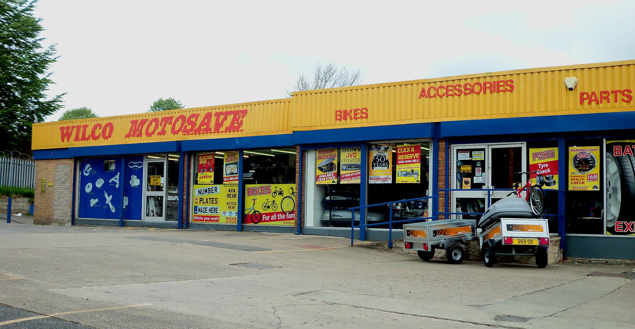 Wilco Motosave - Bradford, West Yorkshire BD15 7QE - 01274 497070   ShowMeLocal.com