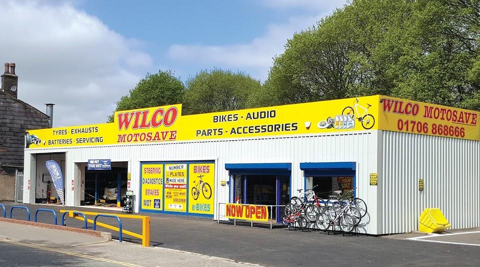 Wilco Motosave Rochdale 01706 868666