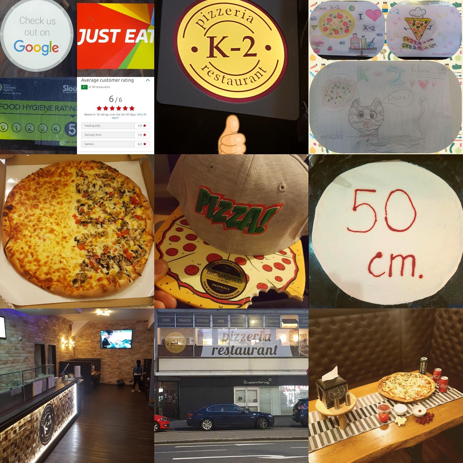 K2 Pizza Ltd - Slough, Berkshire SL1 4XL - 01753 520534 | ShowMeLocal.com