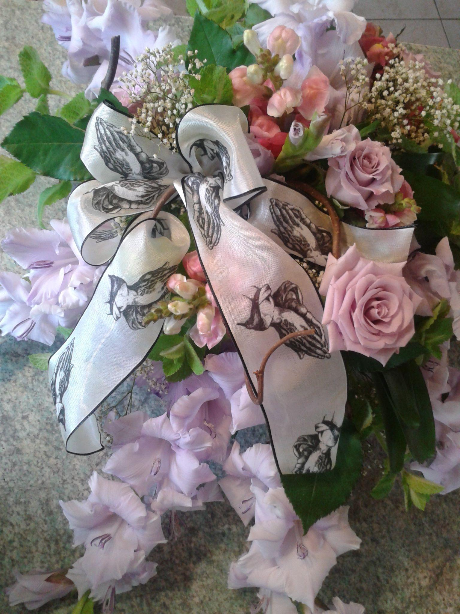 Blumen Weiss