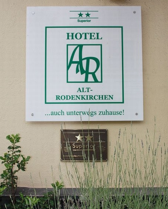Hotel Alt-Rodenkirchen, Friedrich-Ebert-Straße in Köln