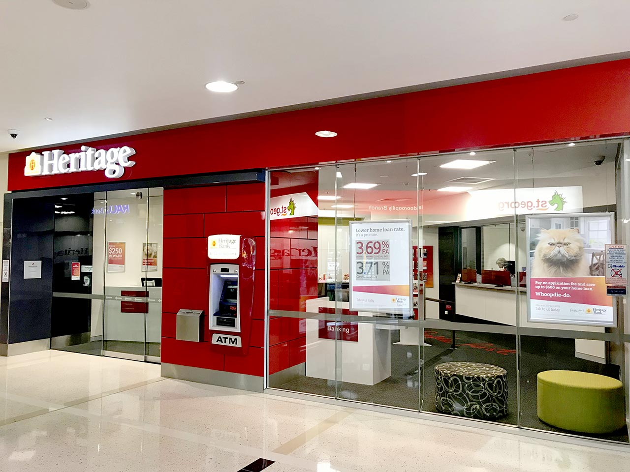 Heritage Bank - Indooroopilly, QLD 4068 - (07) 3408 4700 | ShowMeLocal.com