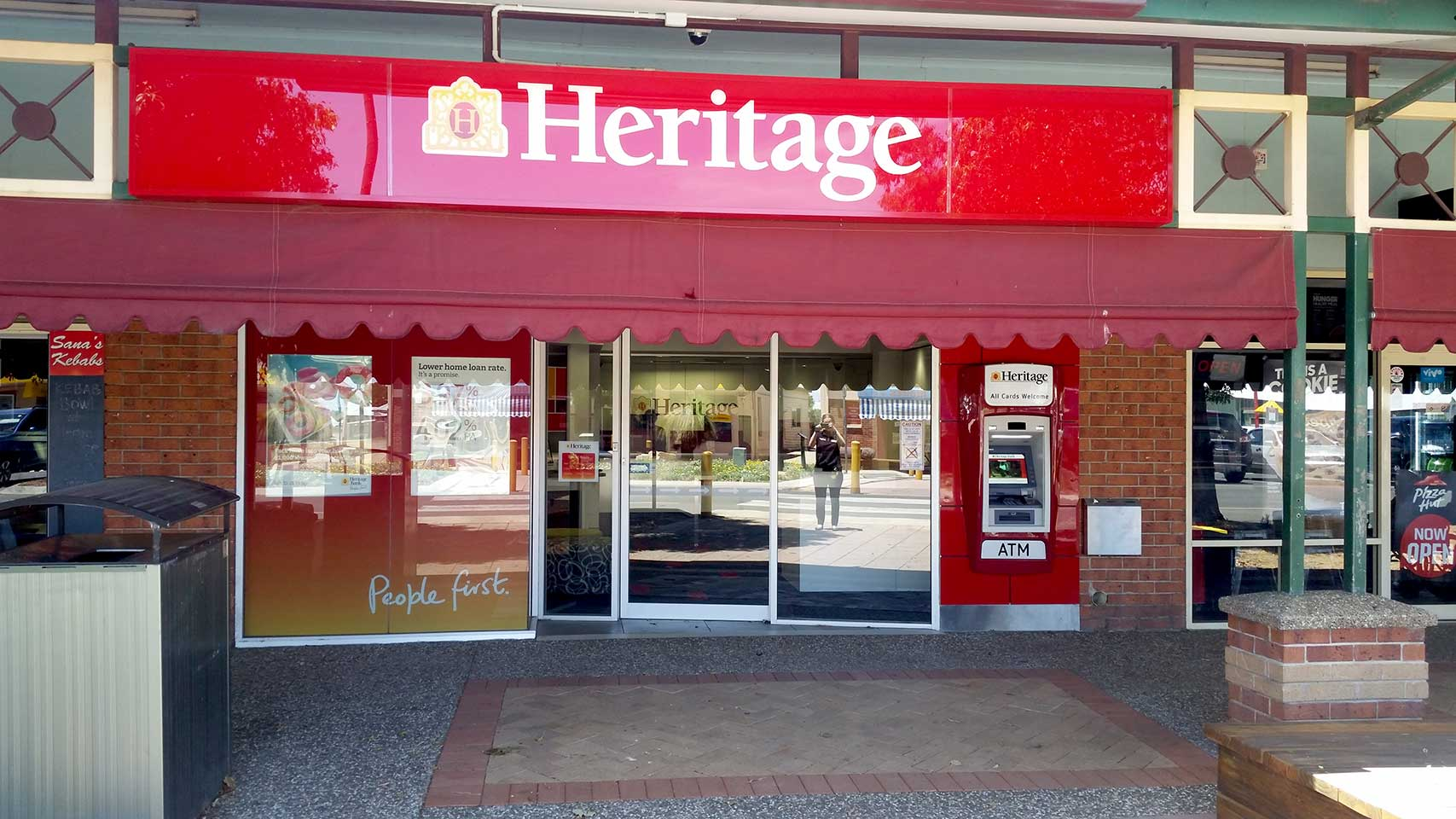 Heritage Bank - Oakey, QLD 4401 - (07) 4692 0700 | ShowMeLocal.com