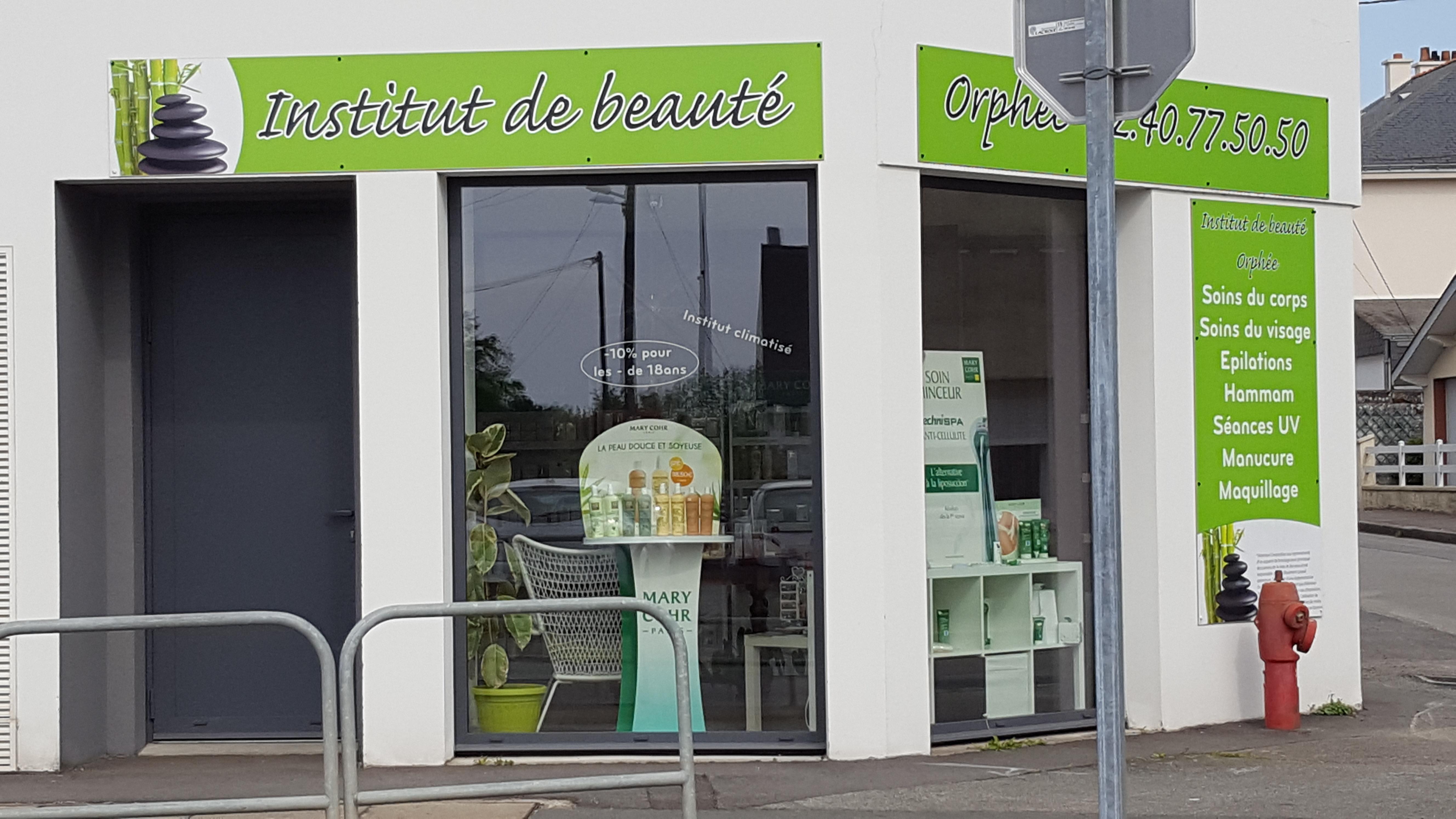 INSTITUT DE BEAUTE ORPHEE