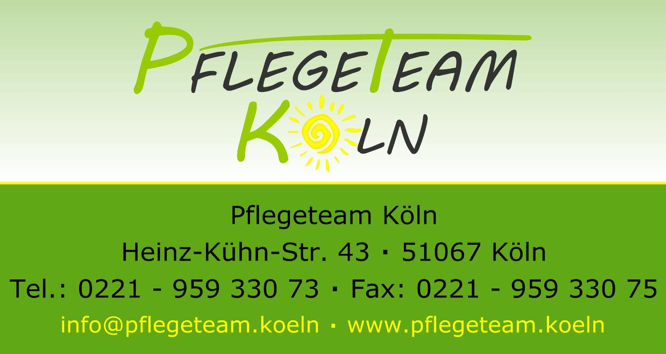 Bild zu Pflegeteam Köln in Köln