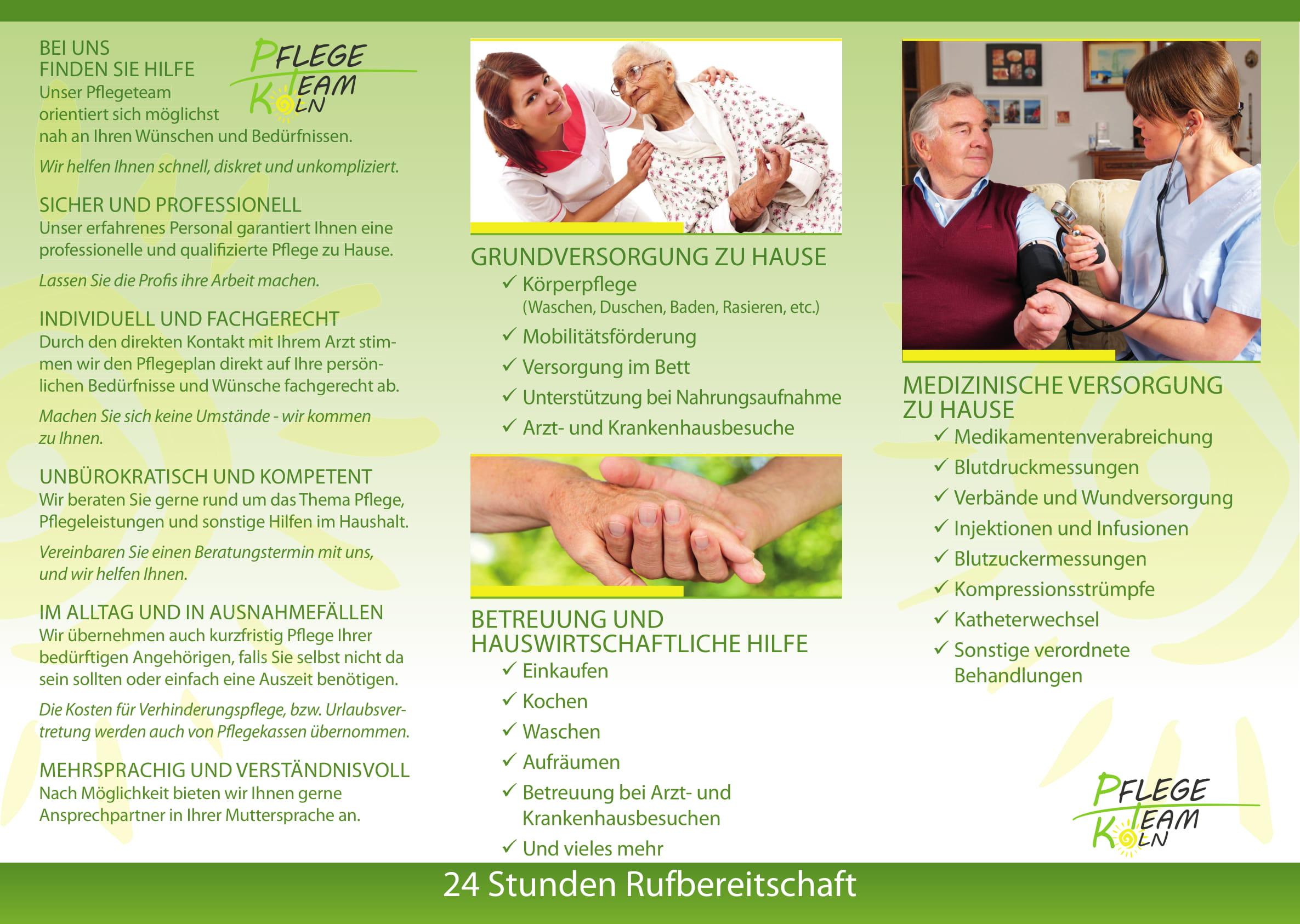Pflegeteam Köln