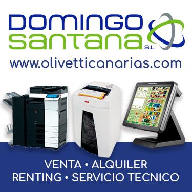 Olivetti Canarias - Domingo Santana, S.L.