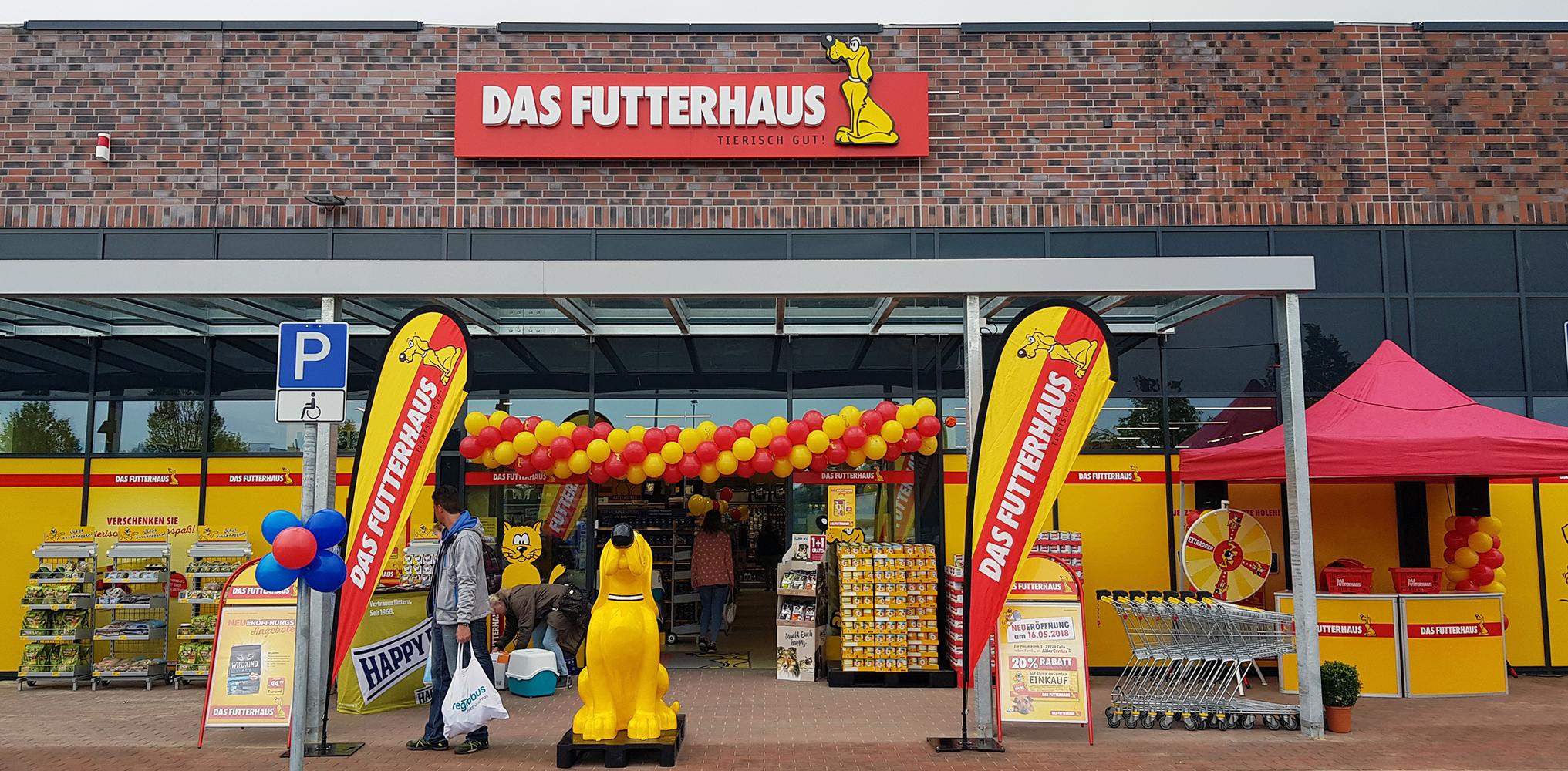DAS FUTTERHAUS - Celle (AllerCenter)
