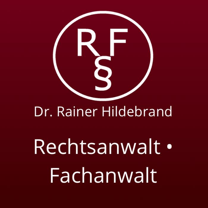 Bild zu Dr. Rainer Hildebrand Rechtsanwalt · Fachanwalt in Dortmund
