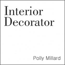 Polly Millard, Interior Decorator