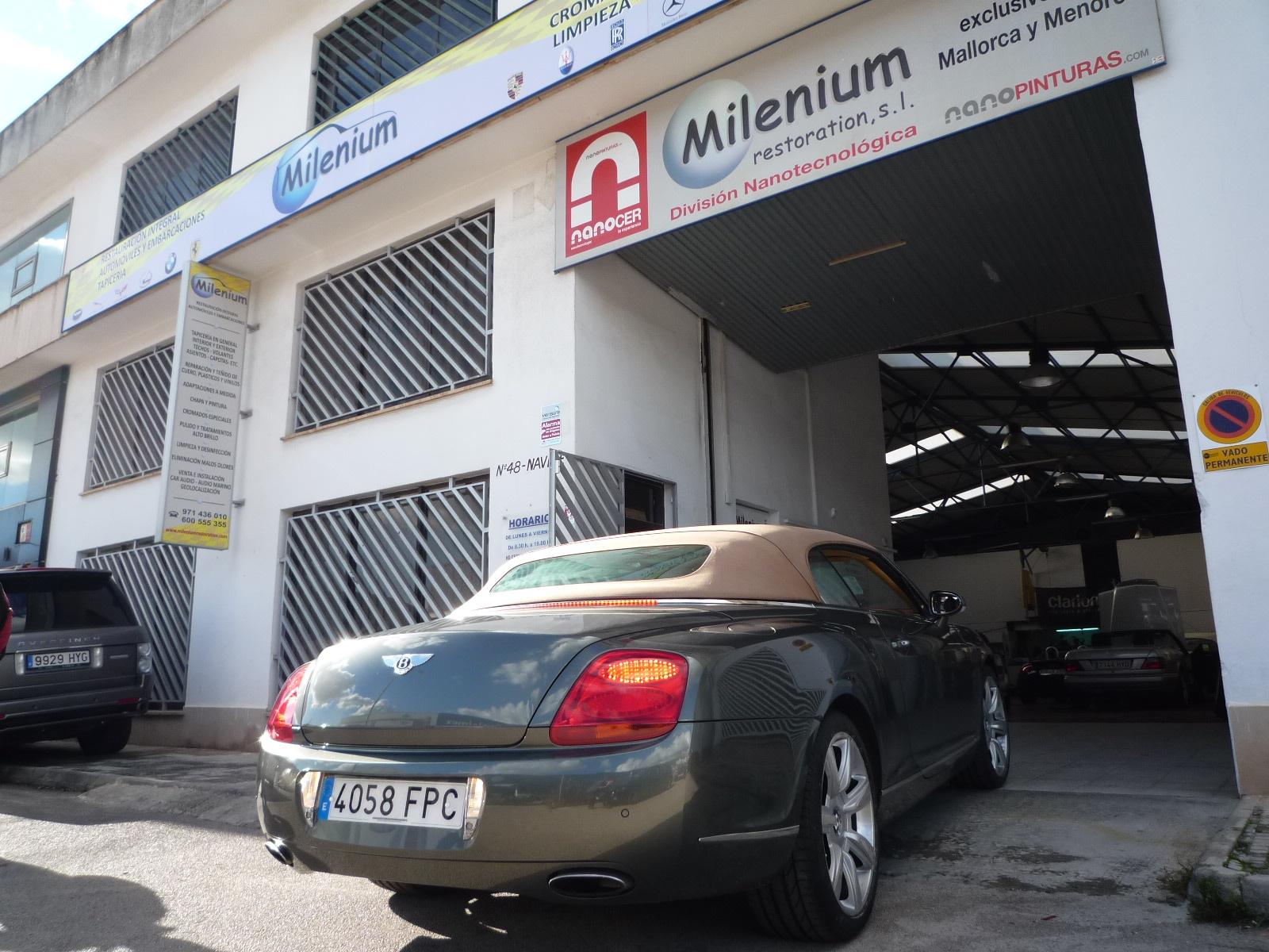 Milenium Restoration s.l.