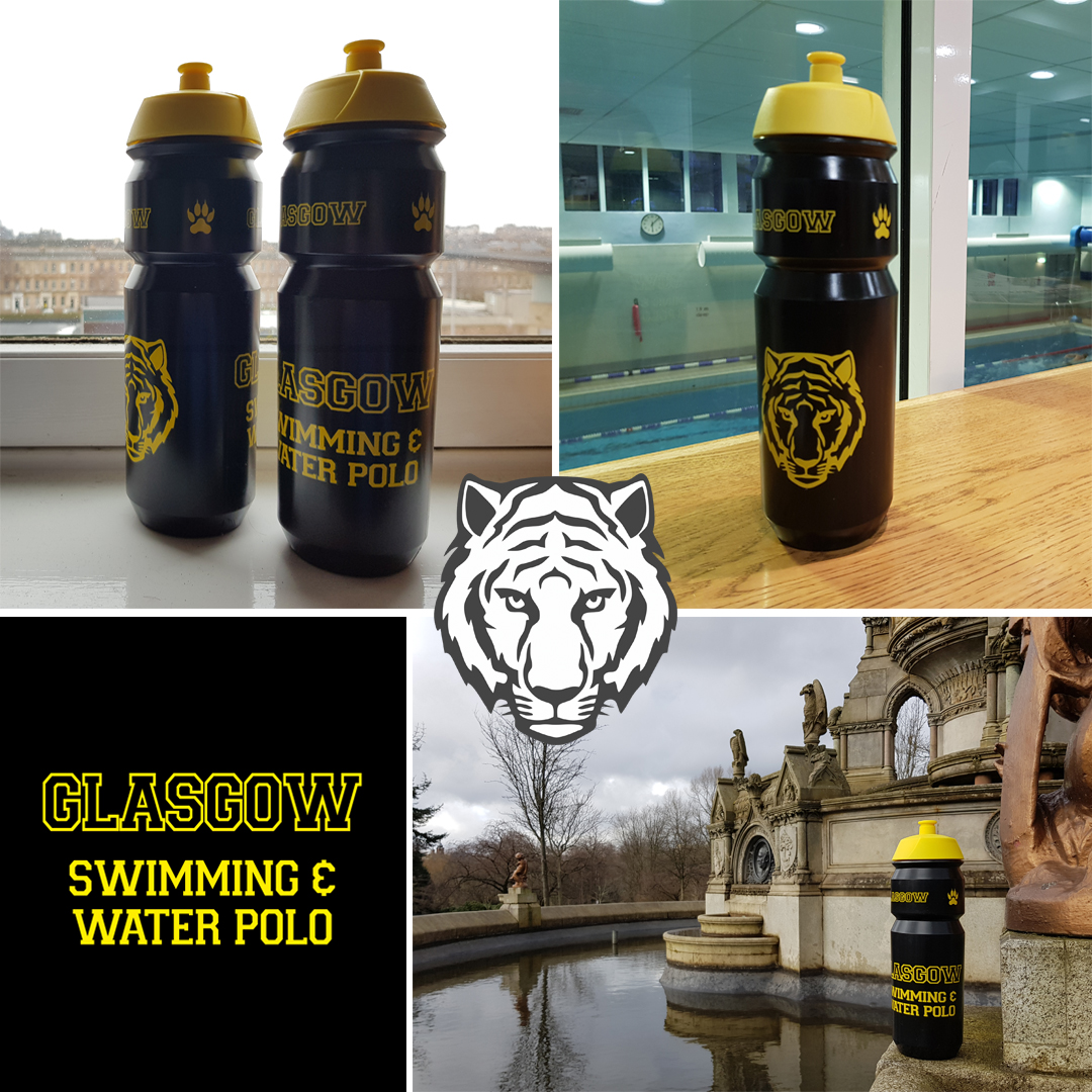 Branded Cycling Bottles