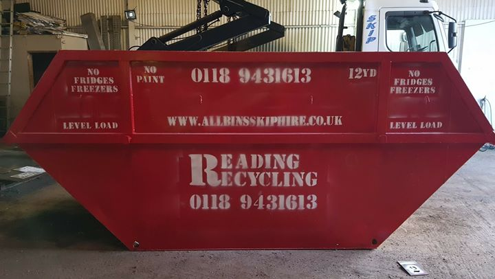 reading recycling ltd skip hire reading