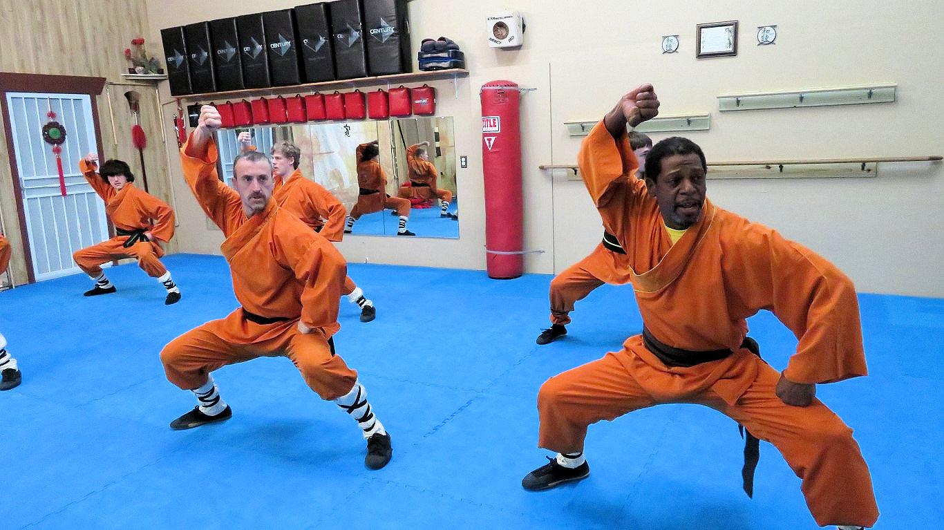 Shaolin Kung Fu Centers