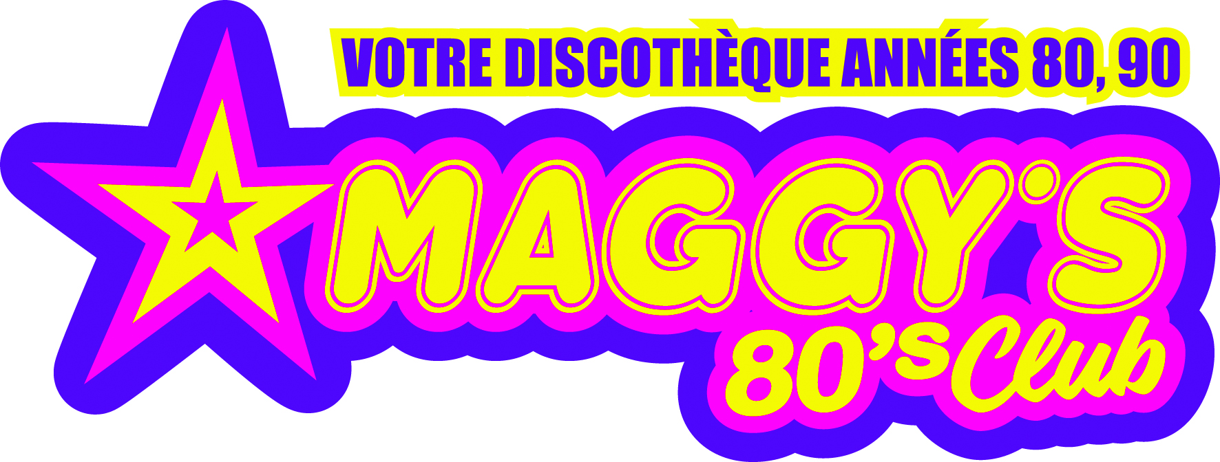 MAGGY'S 80's CLUB