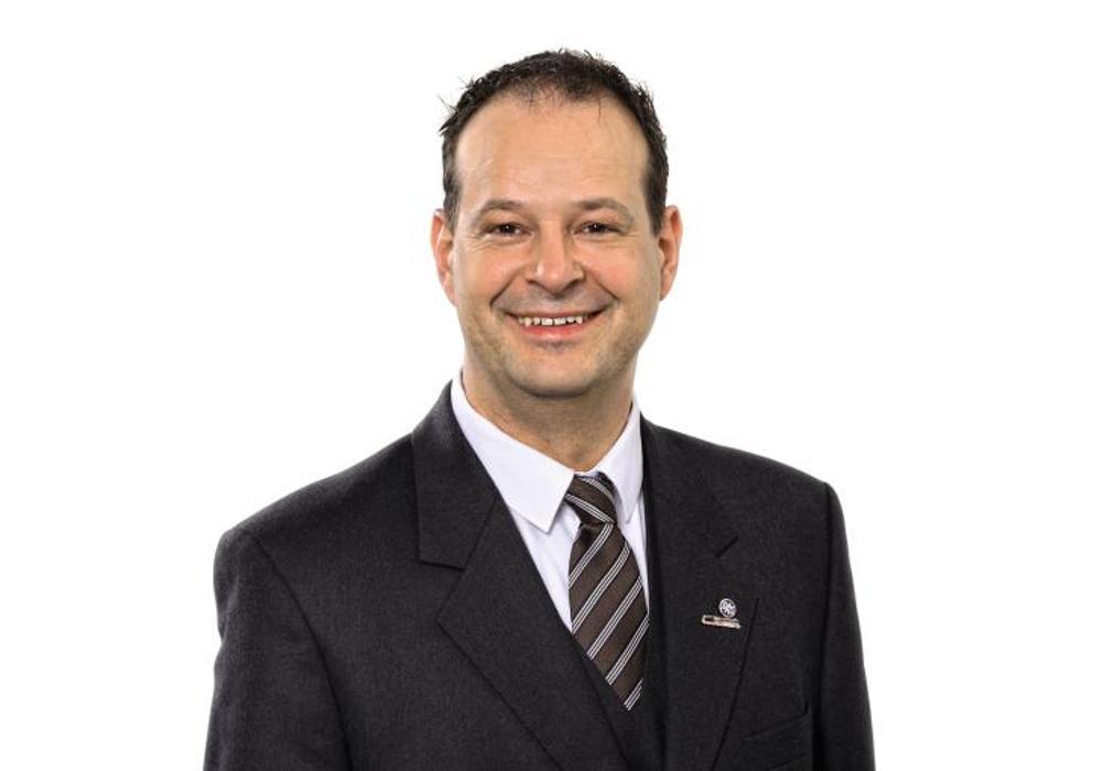 ERGO Versicherung Eric Schmidt