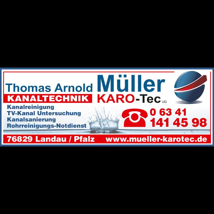 Bild zu Thomas Arnold Müller Kanalreinigung Kanalinspektion Rohrreinigung in Landau in der Pfalz