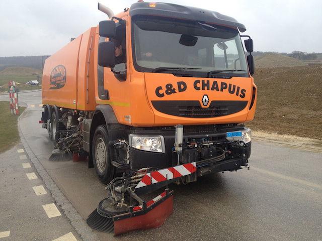 Chapuis C. + D. Sàrl.