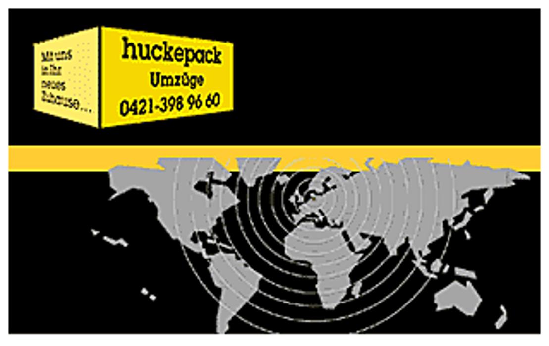 Bild zu huckepack Umzüge GmbH in Bremen