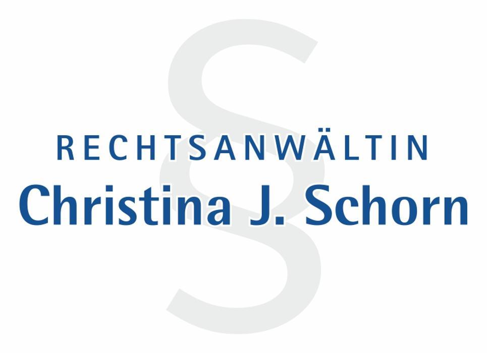 Bild zu Rechtsanwältin Christina J. Schorn in Lippstadt