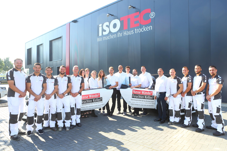 ISOTEC-Fachbetrieb Abdichtungstechnik Dipl.Ing. Morscheck GmbH