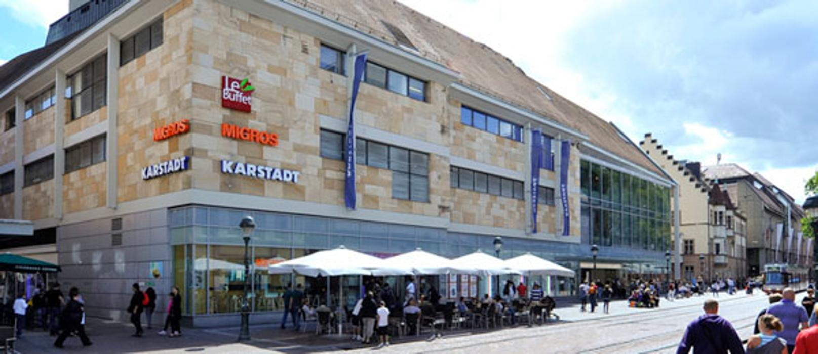 Karstadt Sport Freiburg