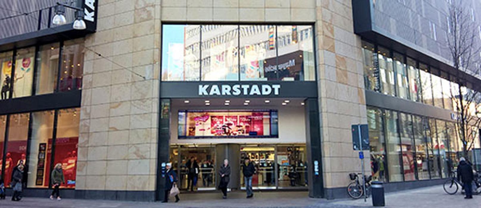Karstadt Dortmund, Westenhellweg in Dortmund