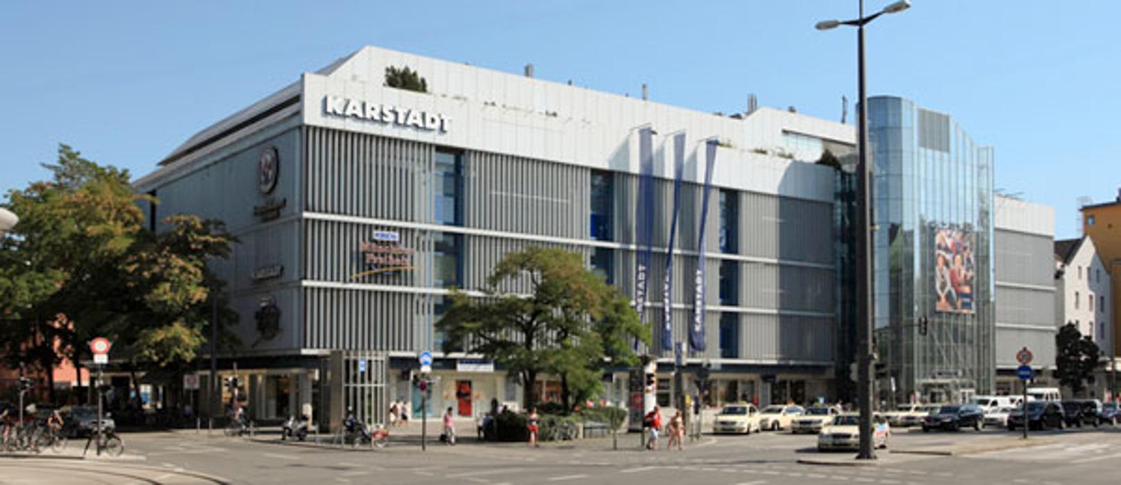 GALERIA (Karstadt) München Schwabing, Leopoldstraße in München