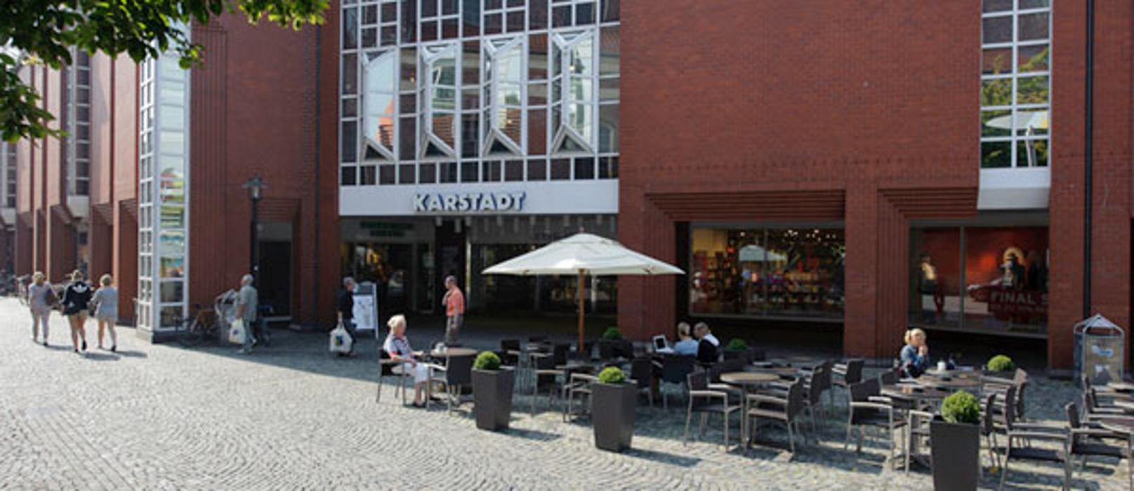 GALERIA (Karstadt) Münster Salzstraße, Salzstraße in Münster