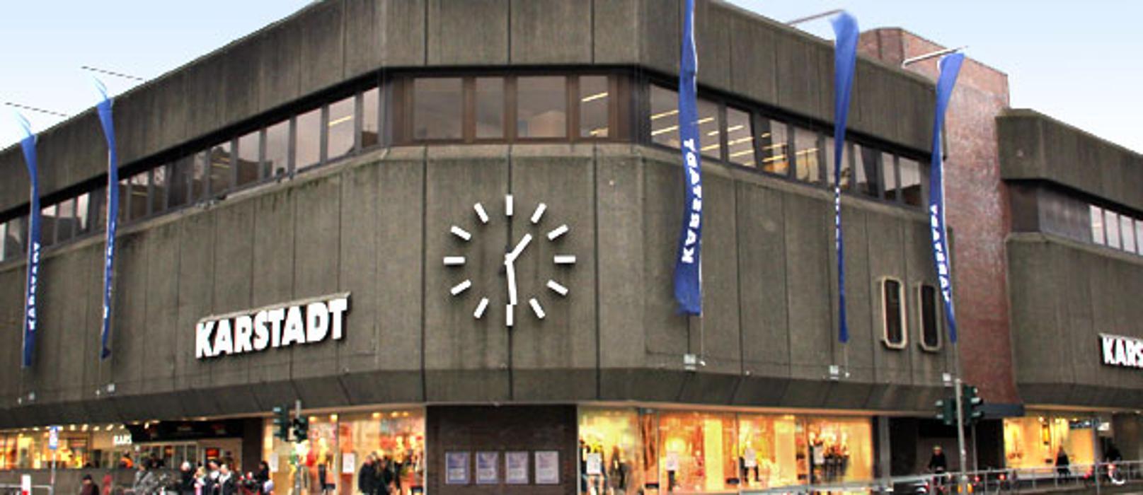 GALERIA (Karstadt) Hamburg Eimsbüttel, Osterstr. in Hamburg