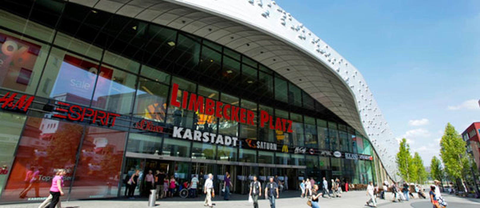 GALERIA (Karstadt) Essen Limbecker Platz, Limbecker Platz in Essen