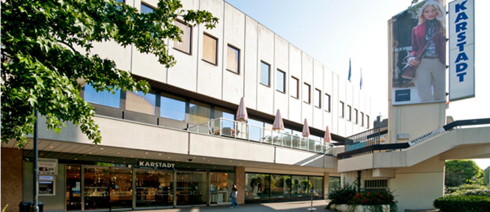GALERIA (Karstadt) Mönchengladbach Rheydt, Markt in Mönchengladbach