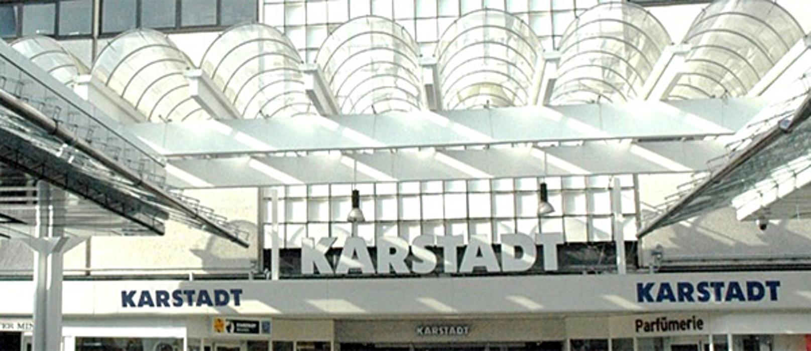 Karstadt Bochum Ruhr Park, Am Einkaufszentrum in Bochum