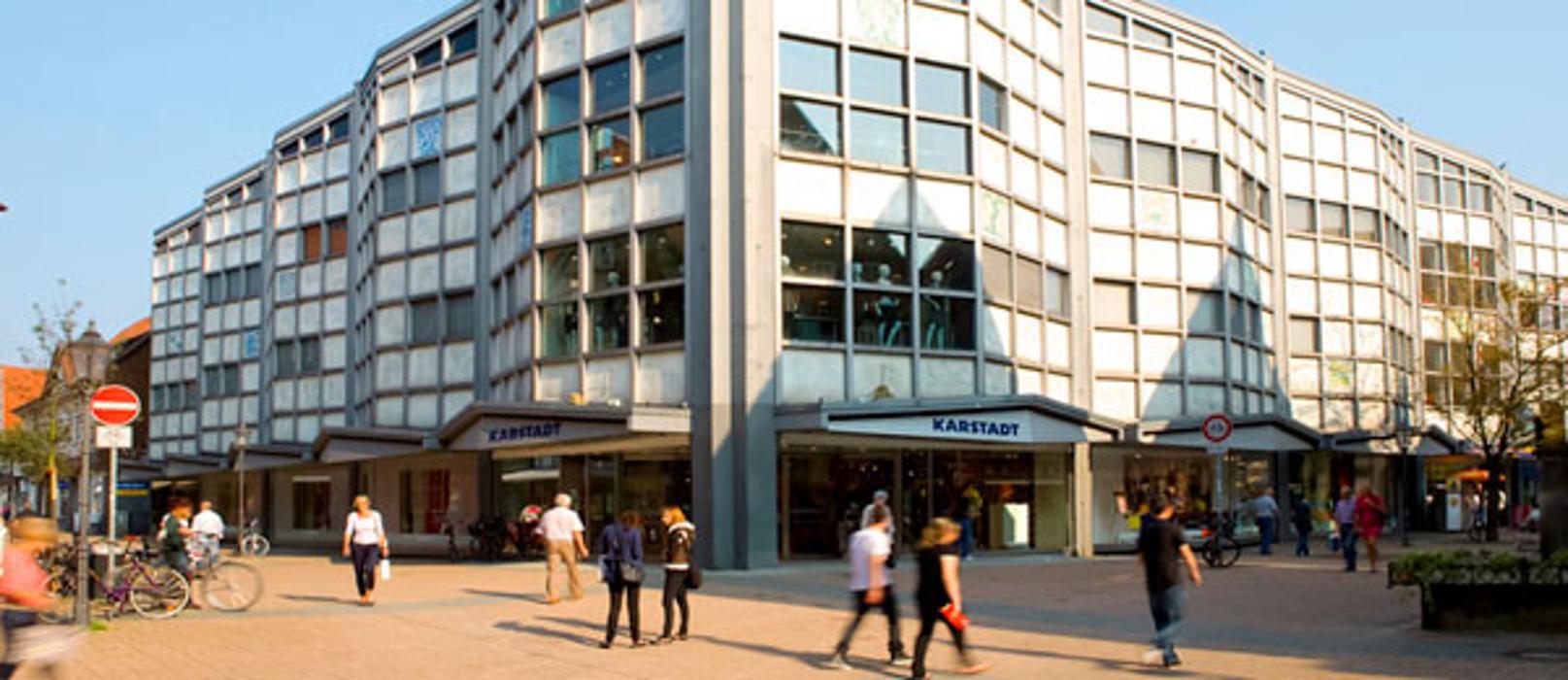 GALERIA (Karstadt) Celle, Bergstraße in Celle