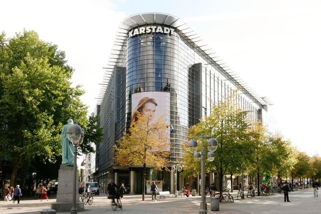 Karstadt Hannover, Georgstraße in Hannover