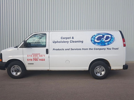C & D Carpet & Upholstery Cleaning