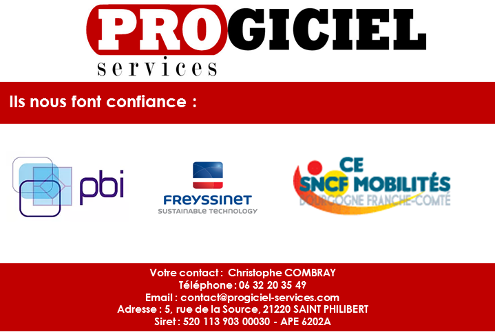 Progiciel Services