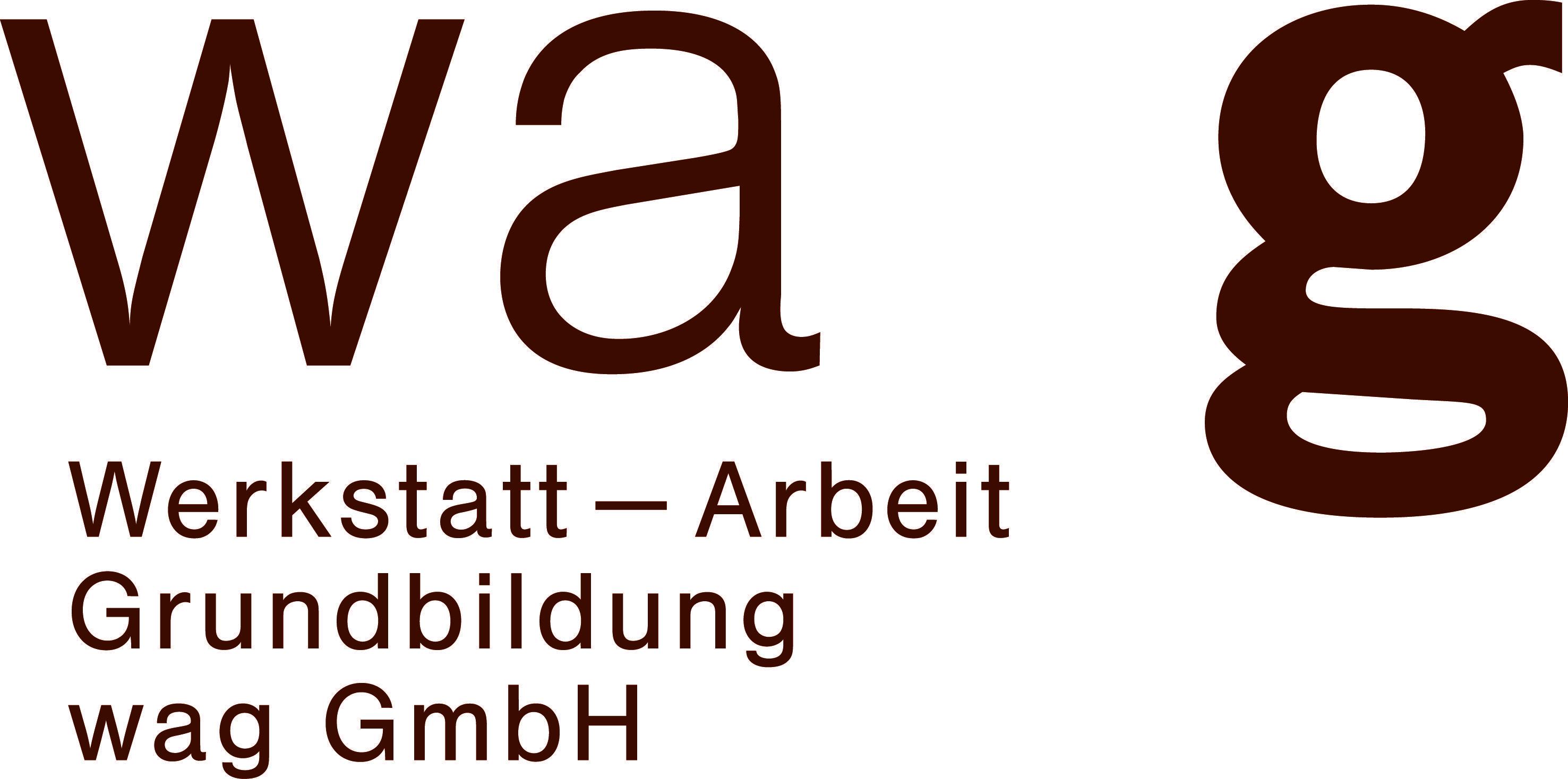 wag GmbH Werkstatt - Arbeit - Grundbildung