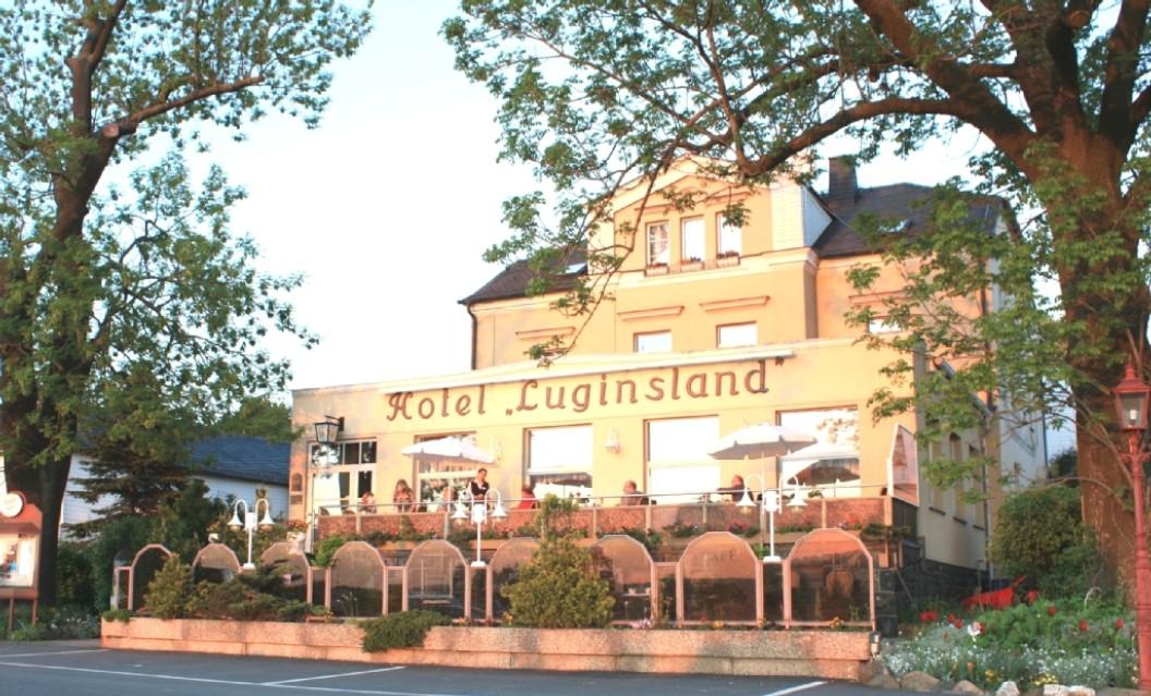 Foto de Flair-Hotel Luginsland & Restaurant